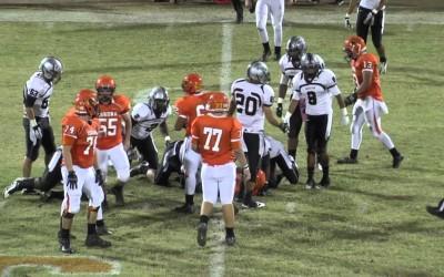Garrett Rand High School Football Recruit