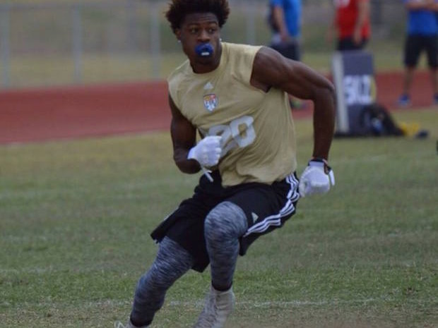 N'Keal Harry High School Football Recruit