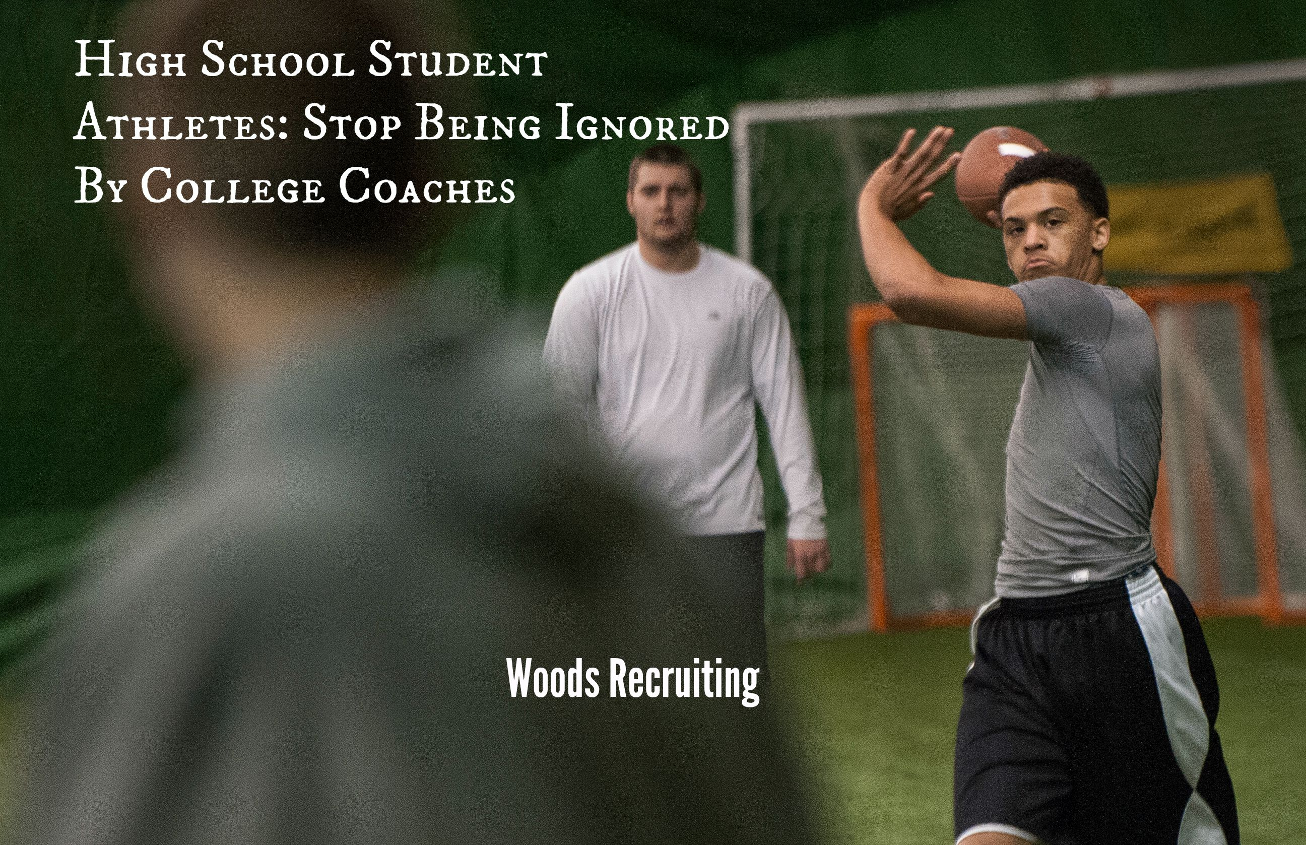 High School Student Athletes: Stop Being Ignored By ...