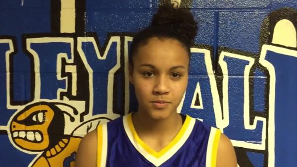Ana Llanusa High School Basketball Recruit