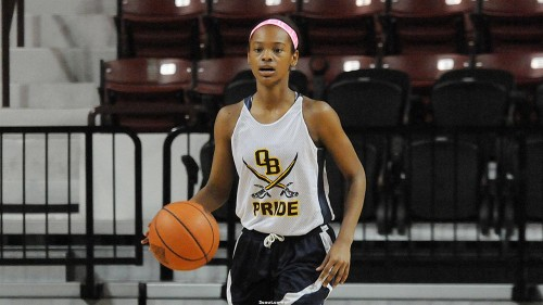 Myah Taylor High School Basketball Recruit