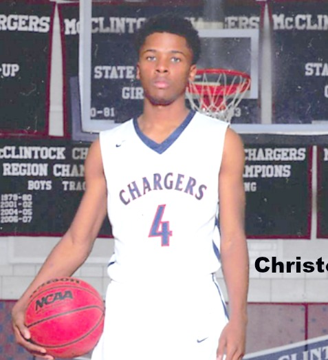 Christen Jones, High School Basketball Recruit