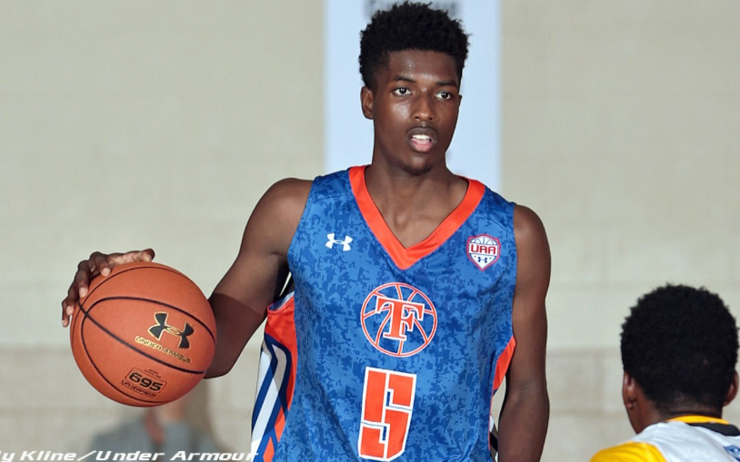 Jalek Felton Basketball Recruit