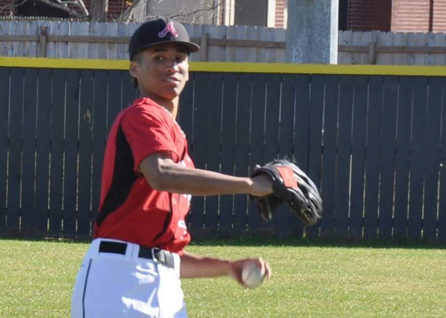 High School Baseball Recruit Byron Dowdell II