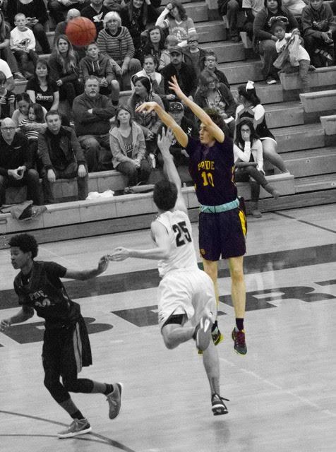 High School Basketball Recruit Logan Matulis Class of 2017