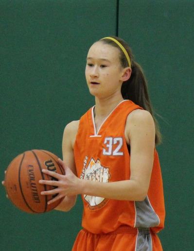 Emily Vaszary: Star Basketball Recruit