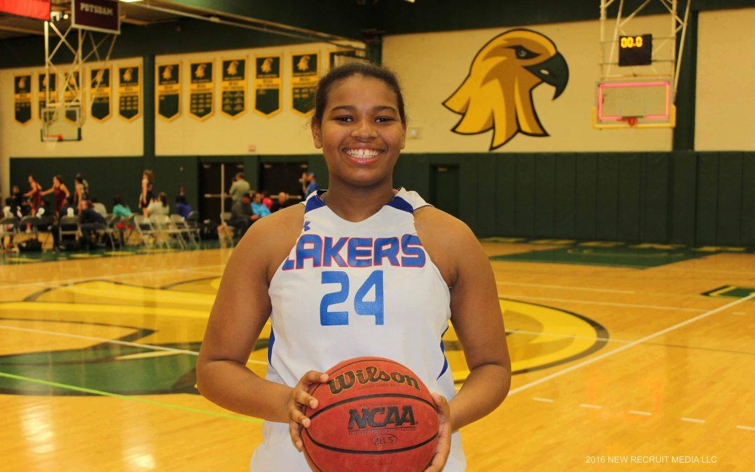 Kayla Jackson: Major College Basketball Recruit