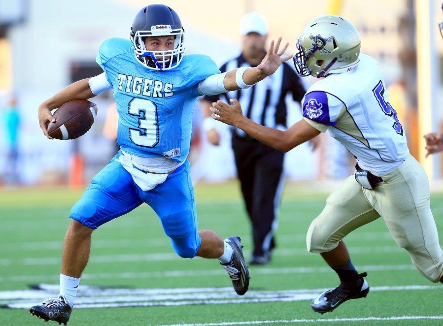 Noah Honesty High School Football Recruit