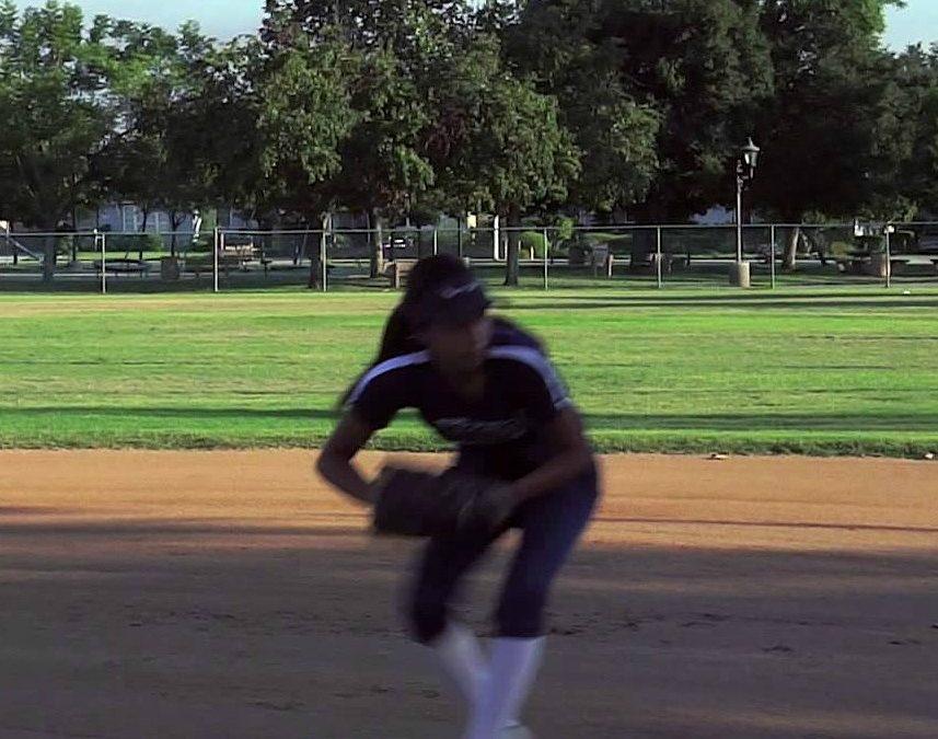 Eve Ramirez High School Softball Star Recruit