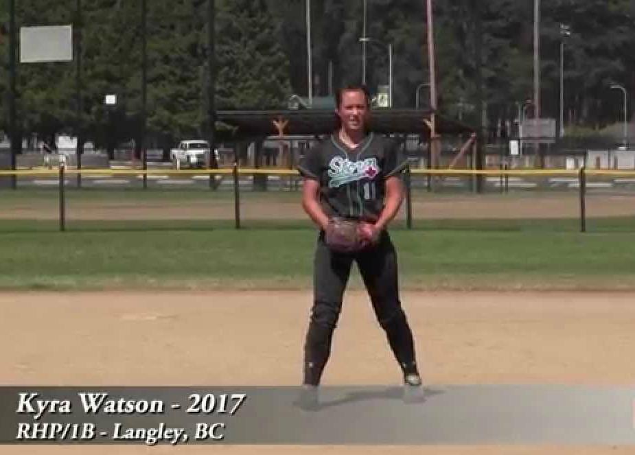 Kyra Watson High School Softball Star Recruit