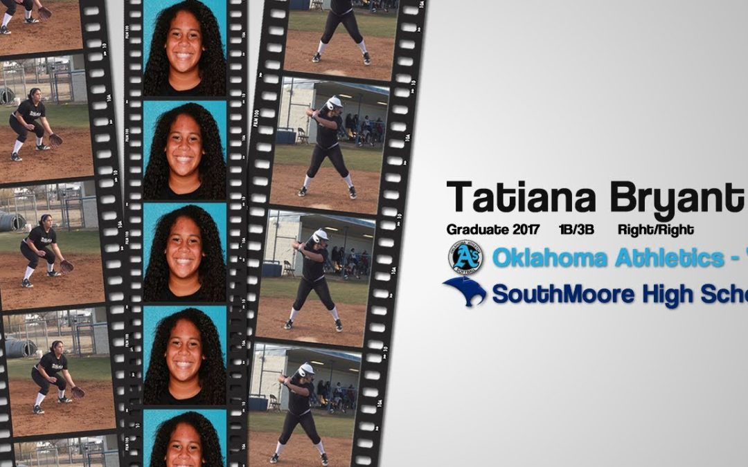 Tatiana Bryant High School Softball Star Recruit