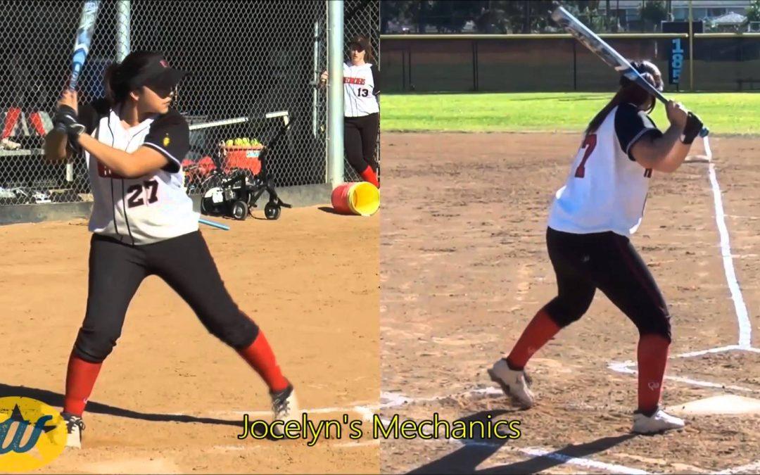 Jocelyn Hernandez High School Softball Star Recruit