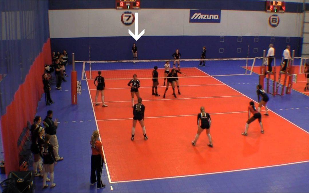 Allie DeRubertis High School Volleyball Recruit