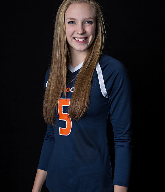 Allison O'Harra High School Volleyball Recruit