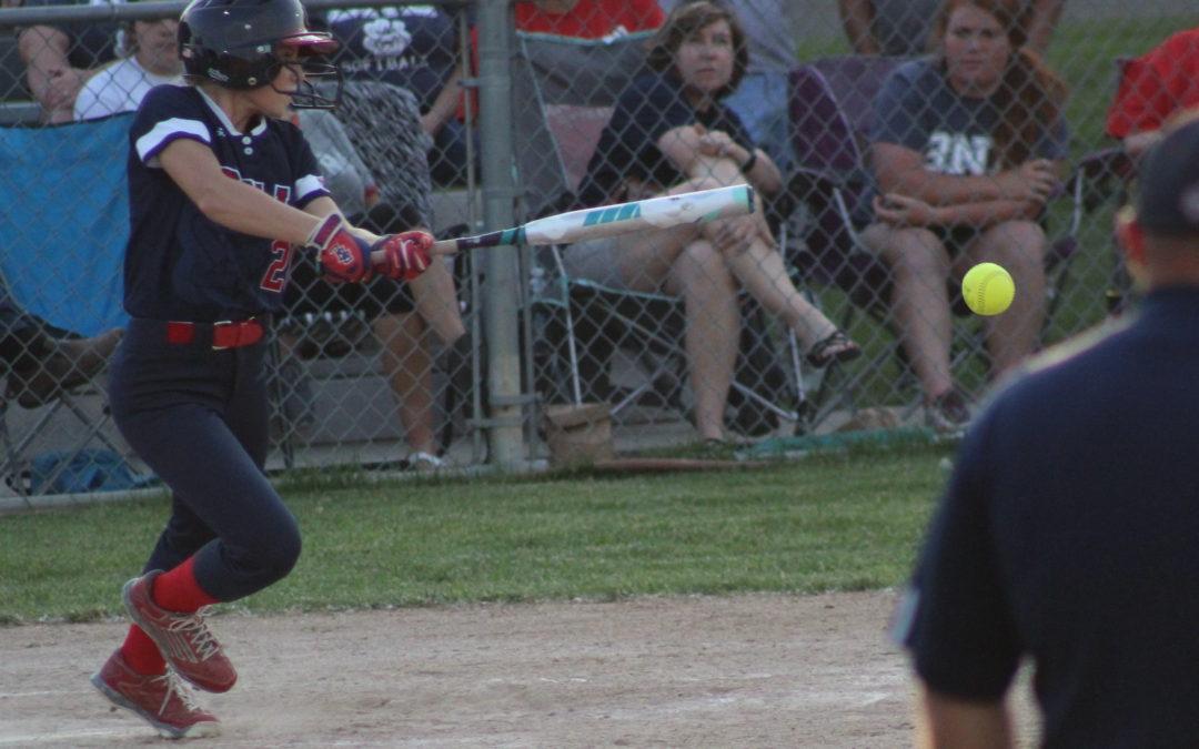 Bailey Cummings High School Softball Star Recruit