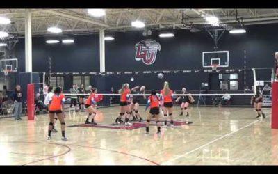Bella Dunlop High School Volleyball Recruit