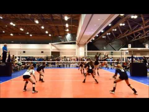 Cara MacFarland High School Volleyball Recruit