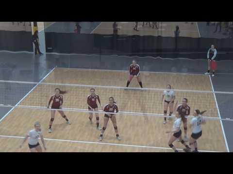 Carly Goben High School Volleyball Recruit