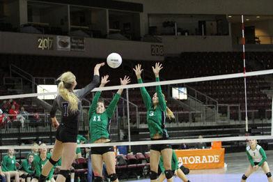 Danica Rowan High School Volleyball Recruit