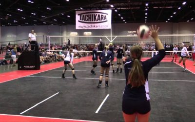Hannah Paige High School Volleyball Recruit