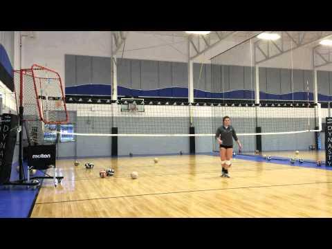 Julie Cook High School Volleyball Recruit