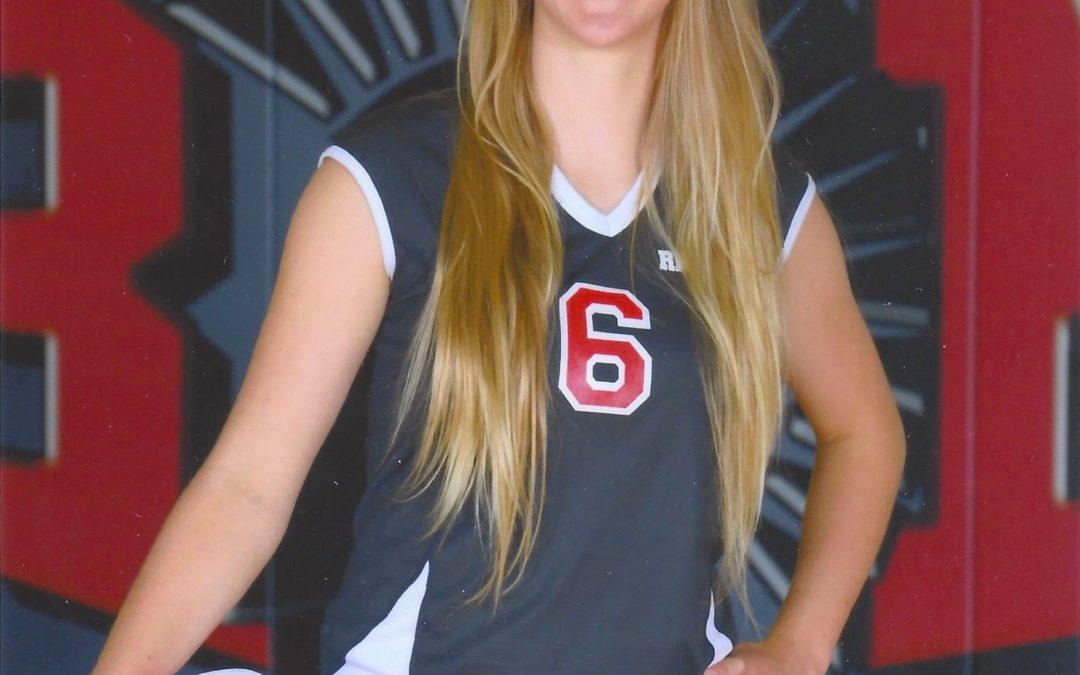 Lexie Wolf High School Volleyball Recruit