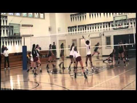 Lucy Vaughn High School Volleyball Recruit