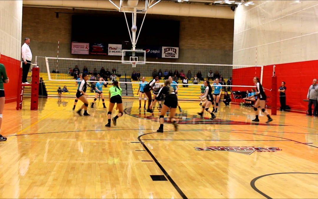 Lyria Brook High School Volleyball Recruit