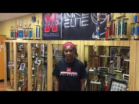 Miyah Woodard High School Volleyball Recruit
