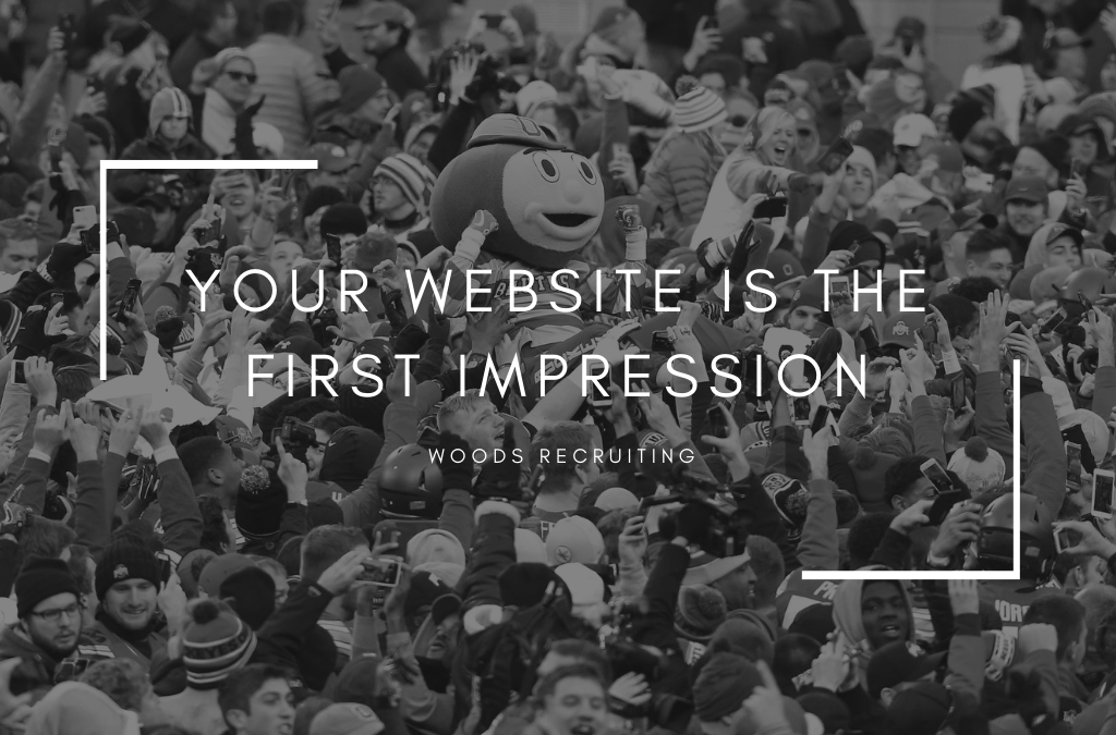 Your Website Is The First Impression