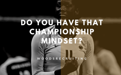 Do You Have That Championship Mindset?