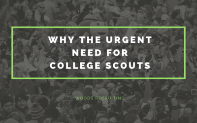 Why The Urgent Need For College Scouts