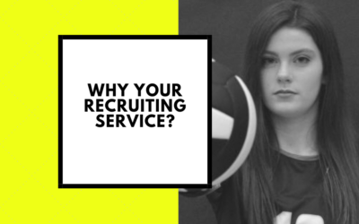 Why Your Recruiting Service?