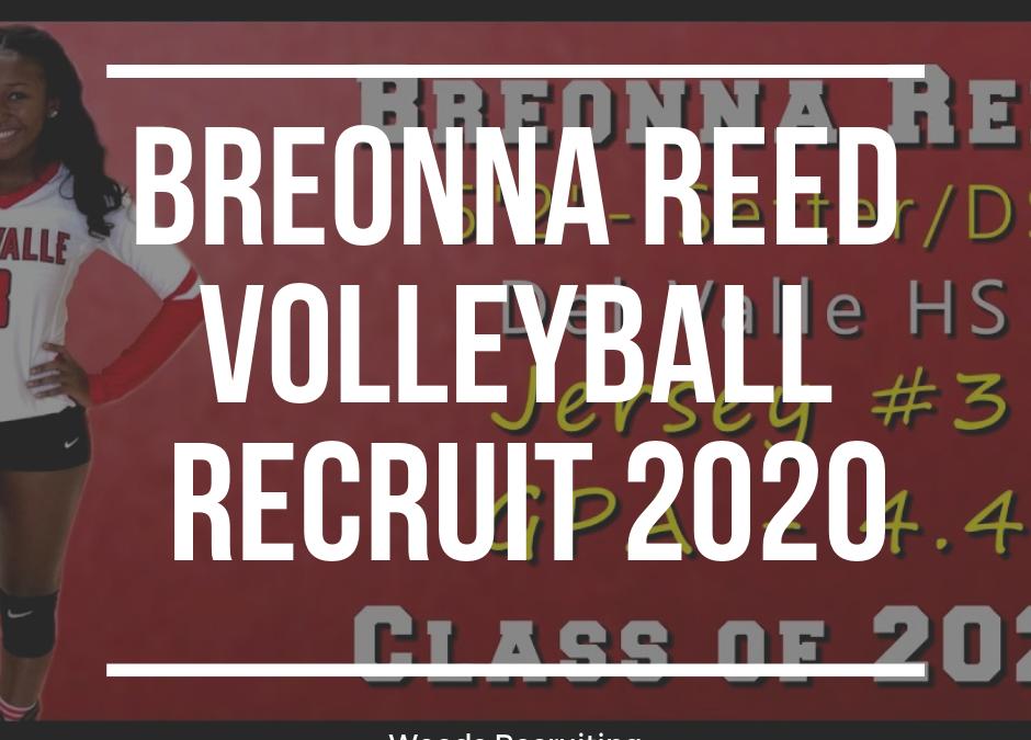 Breonna Reed
