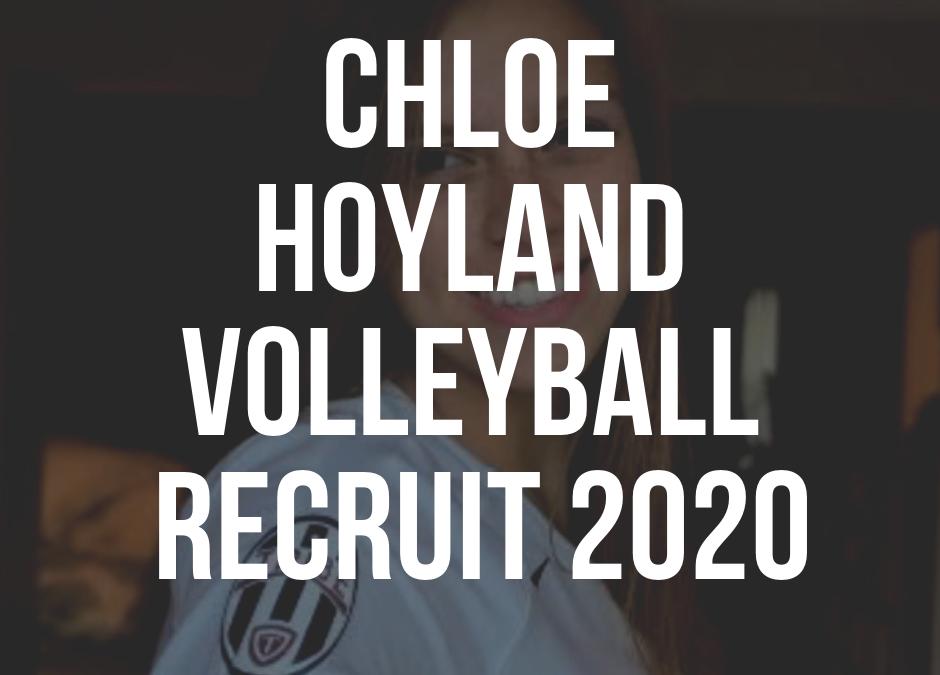 Chloe Hoyland