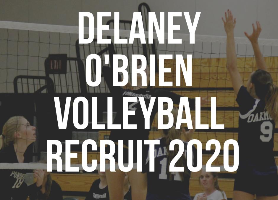 Delaney O'Brien