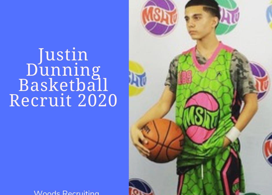 Justin Dunning