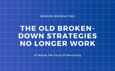 The Old Broken-Down Strategies No Longer Work