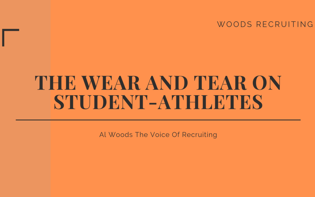 The Wear And Tear On Student-Athletes