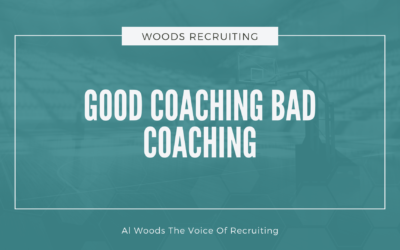 Good Coaching Bad Coaching