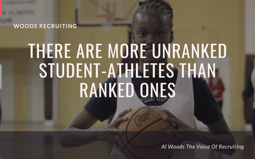 There Are More Unranked Student-Athletes Than Ranked Ones