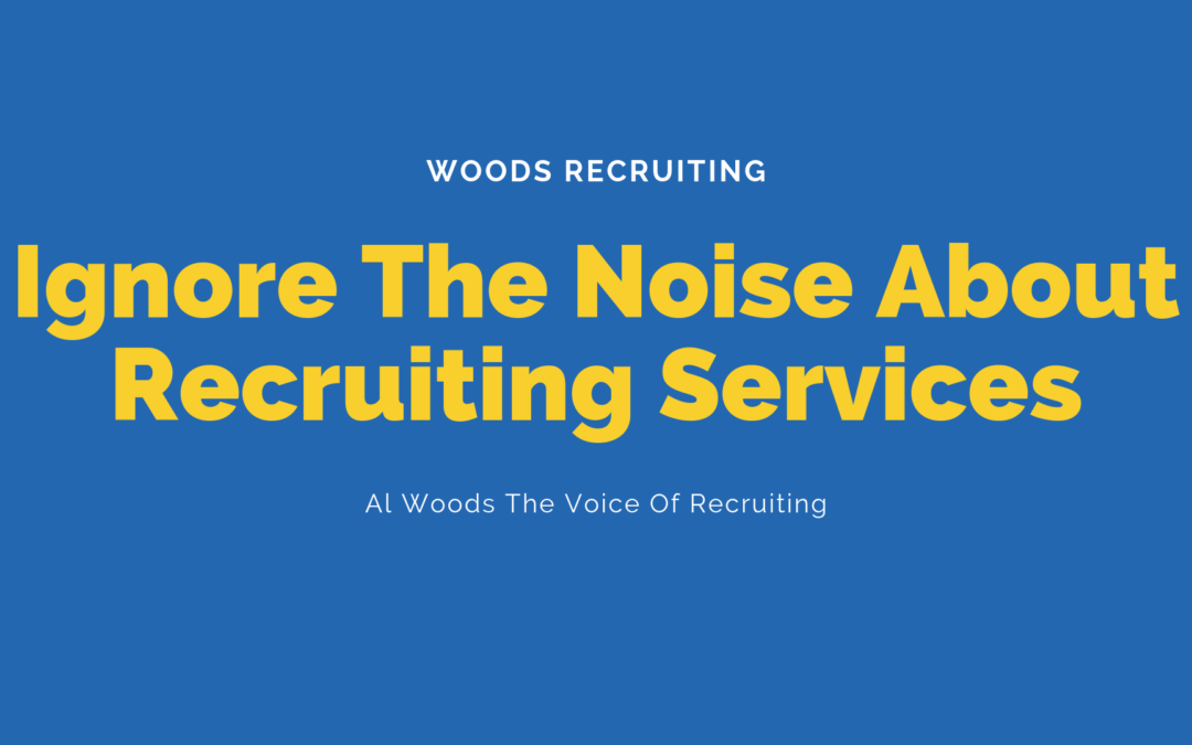 Ignore The Noise About Recruiting Services
