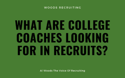 What Are College Coaches Looking For In Recruits?