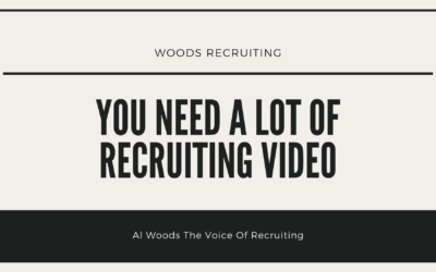You Need A Lot Of Recruiting Video