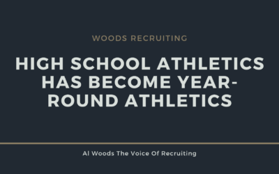 High School Athletics Has Become Year-Round Athletics