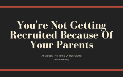 You're Not Getting Recruited Because Of Your Parents