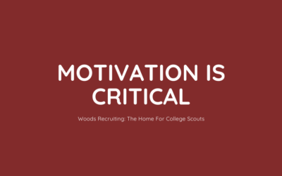Motivation Is Critical