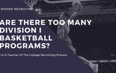 Are There Too Many Division I Basketball Programs?