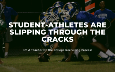 Student-Athletes Are Slipping Through The Cracks