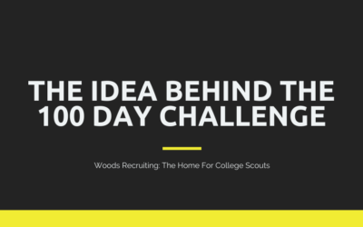 The Idea Behind The 100 Day Challenge